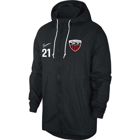Anchorage Thorns Rain Jacket [Youth]