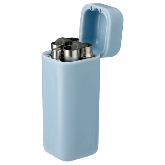 Artic-Melt Blue Custom FinalStraw - The Original Collapsible Straw