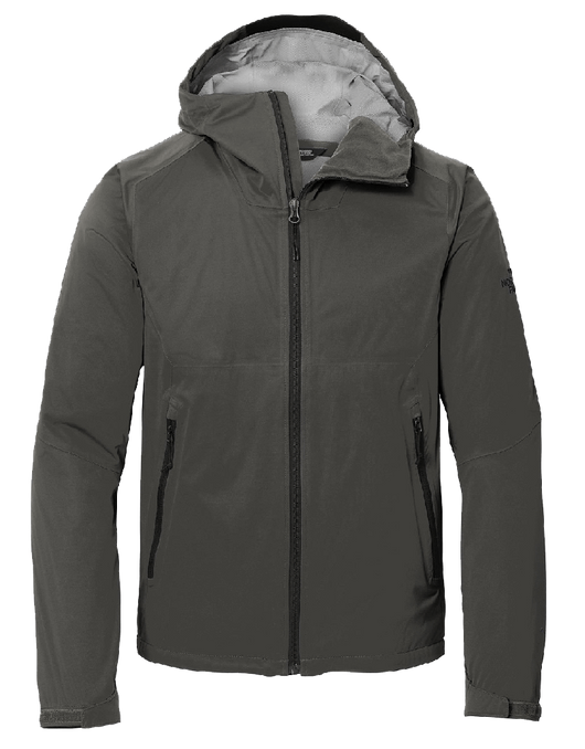Asphalt Grey / SM Custom The North Face All-Weather DryVent Stretch Jacket