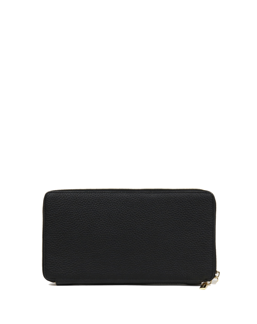 Black Custom The Travel Wallet No. 29