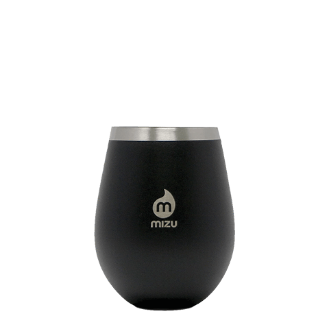 Black Custom Wine Cup