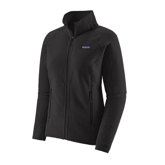 Black / XS Custom Patagonia Women's R2 TechFace Jacket