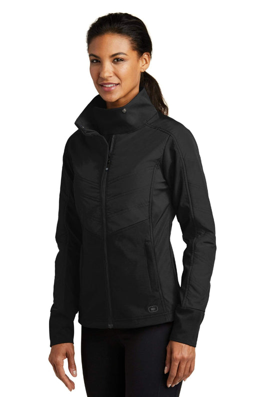 Blacktop / XS Custom ENDURANCE Ladies Brink Soft Shell