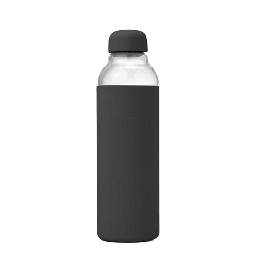 Charcoal Custom Porter Bottle