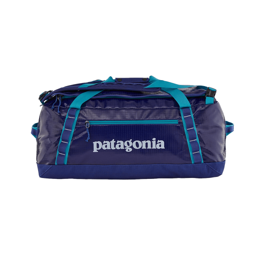 Cobalt Blue Custom Patagonia Black Hole Duffel 55L