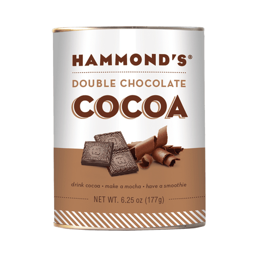 Custom Double Chocolate Cocoa Mix 2-Pack