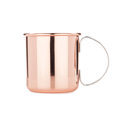 Custom Moscow Mule Copper Cocktail Mug