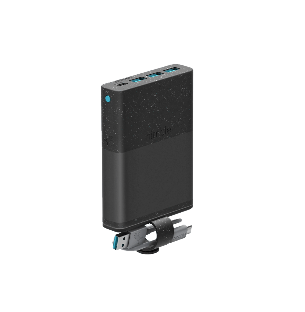 Nimble 5-Day Fast Portable Charger