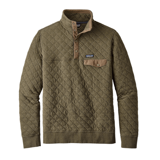 Custom Patagonia Men's Cotton Quilt Snap-T Pullover