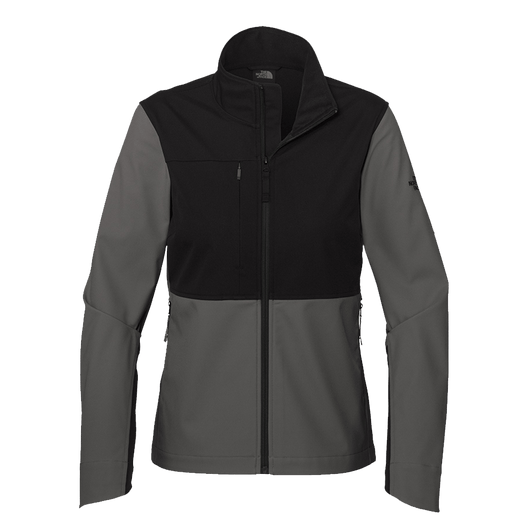 Custom The North Face Castle Ladies Rock Soft Shell Jacket