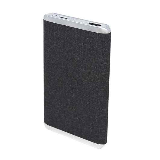 Dark Gray Custom Kingston Qi Power Bank