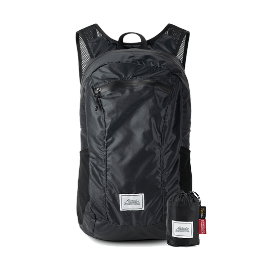 Grey Custom Matador DL16 Packable Backpack