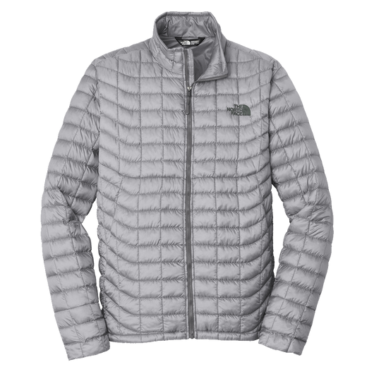 Mid Grey / SM Custom The North Face ThermoBall Trekker Jacket