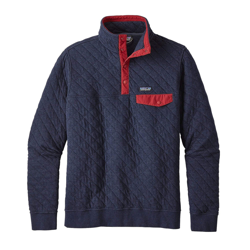 Patagonia Men S Cotton Quilt Snap T Pullover Corporate