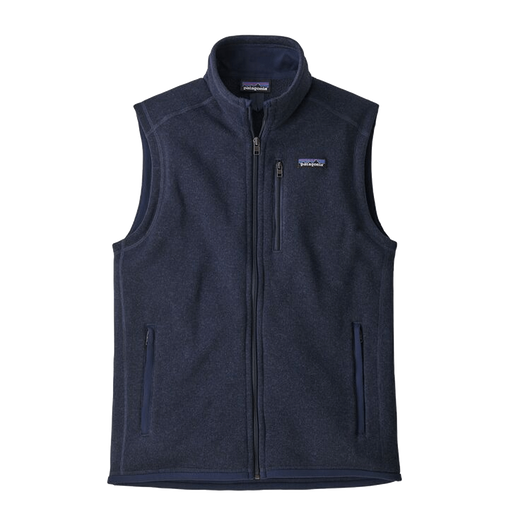 New Navy / XS Custom Patagonia Men's Better Sweater Vest