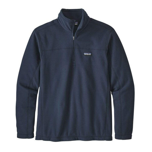 New Navy / XS Custom Patagonia Men's Micro D Fleece Pullover