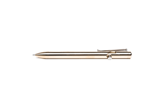 Standard Custom Tactile Turn Bronze Bolt Action Pen