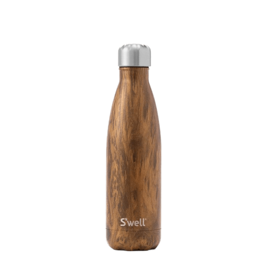 Teakwood Custom S'well Bottle - 17oz