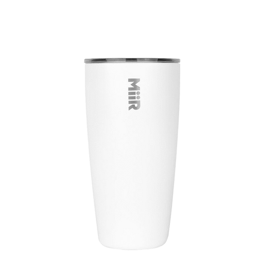 White Custom MiiR 16oz Tumbler - Vacuum Insulated