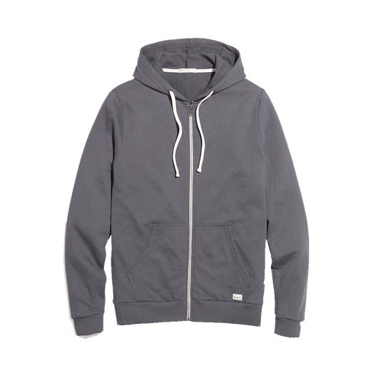 XS / Asphalt Grey / Mens Custom Marine Layer Afternoon Hoodie