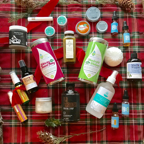 eco sustainable women-owned organic small business products for gift guide