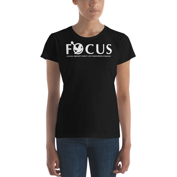 Inspirational Shirt (I-Shirt) Women's short sleeve t-shirt – FOCUS
