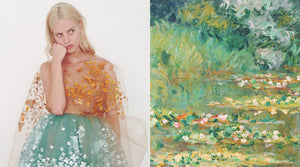 Art Meets Fashion – The Everlasting Inspiration of Claude Monet