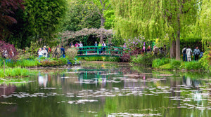 Monet's Magical Garden: Stories Behind His Inspiration