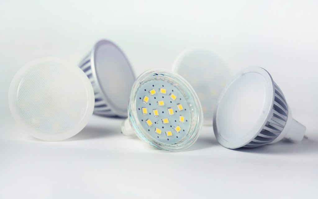 LED Light Bulbs for Art