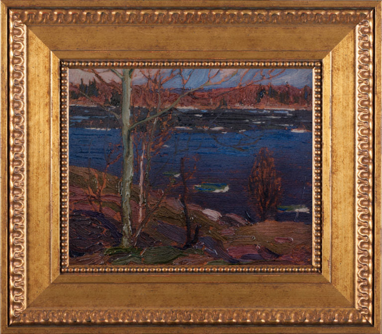 Opening of the Rivers Tom Thomson Reproduction