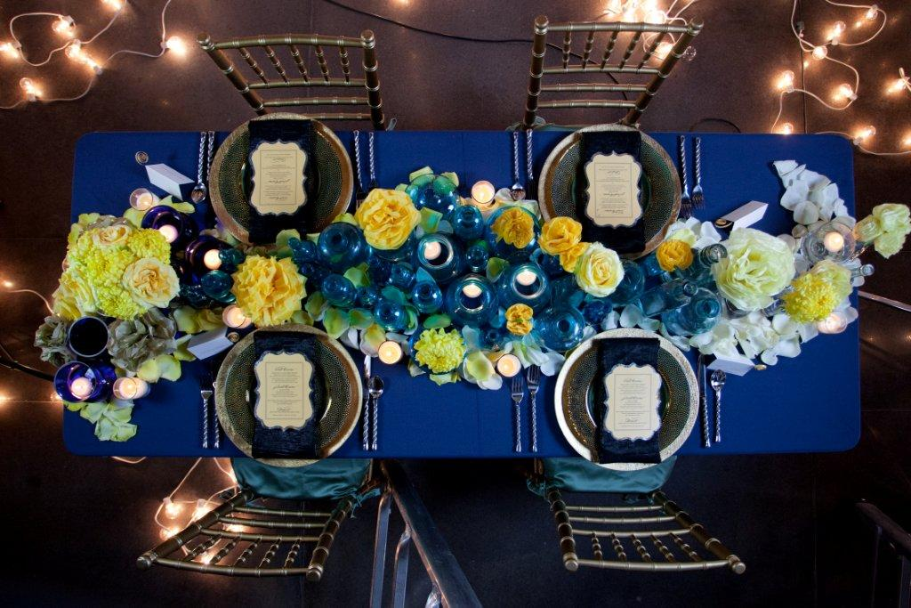 Starry Night Table Decoration