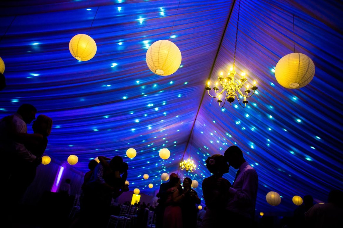 Starry Night Disco Decoration