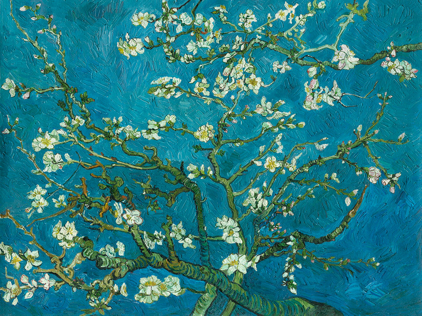 Almond Blossom by Van Gogh