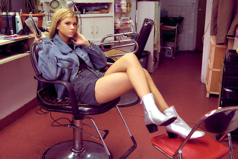 DL1961 Spring Denim Featuring Sofia Richie