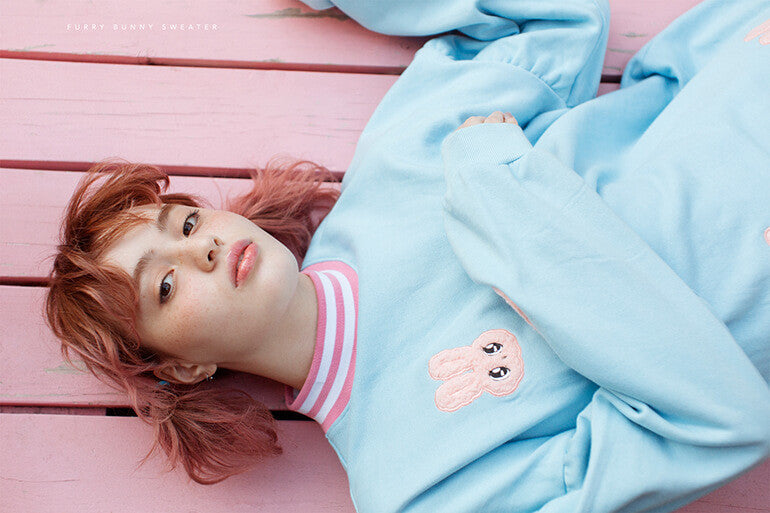 Pastel Perfection: Lazy Oaf by Esther Kim