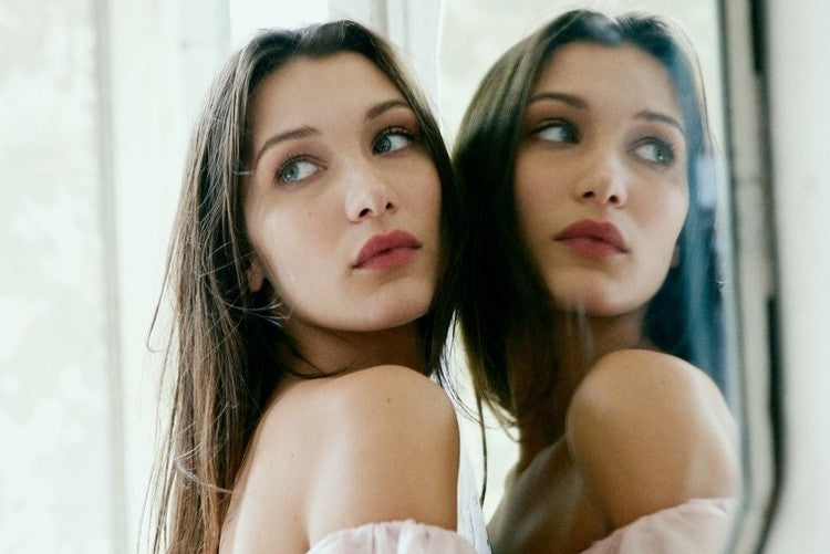 Bella Hadid Stars in Teen Vogue