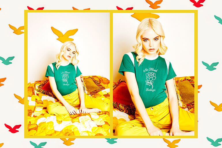 "We Love: Valfre's ""Sunday Girl"" Collection"