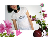 Lolly Transparant Tee