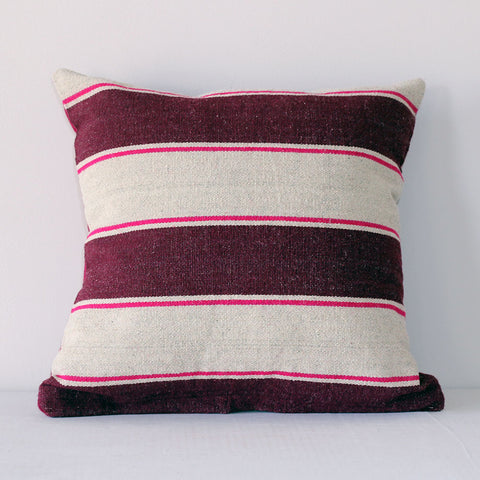 Api Morado Pillow