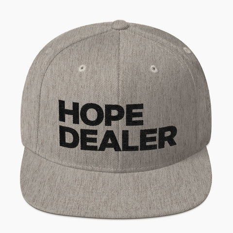 Hope Dealer - Snapback Hat
