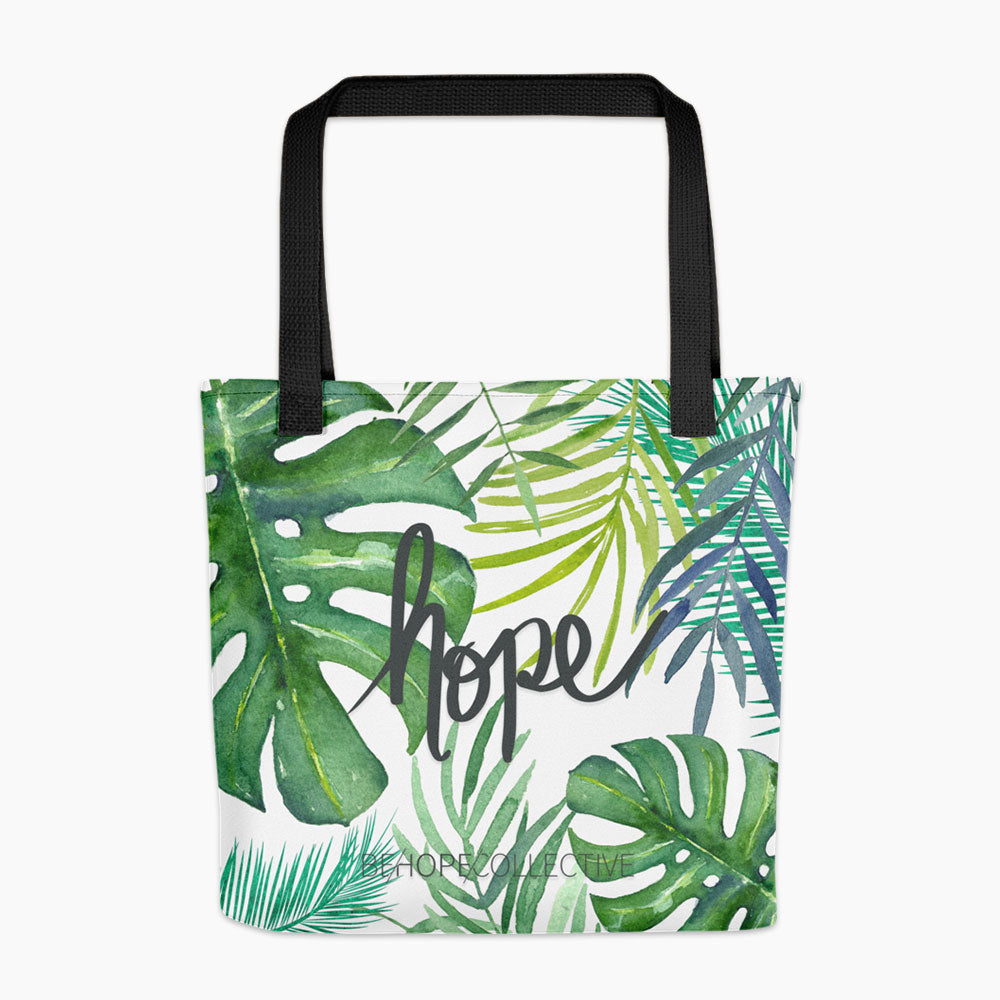 Hope (Jungle) - All Over Tote bag