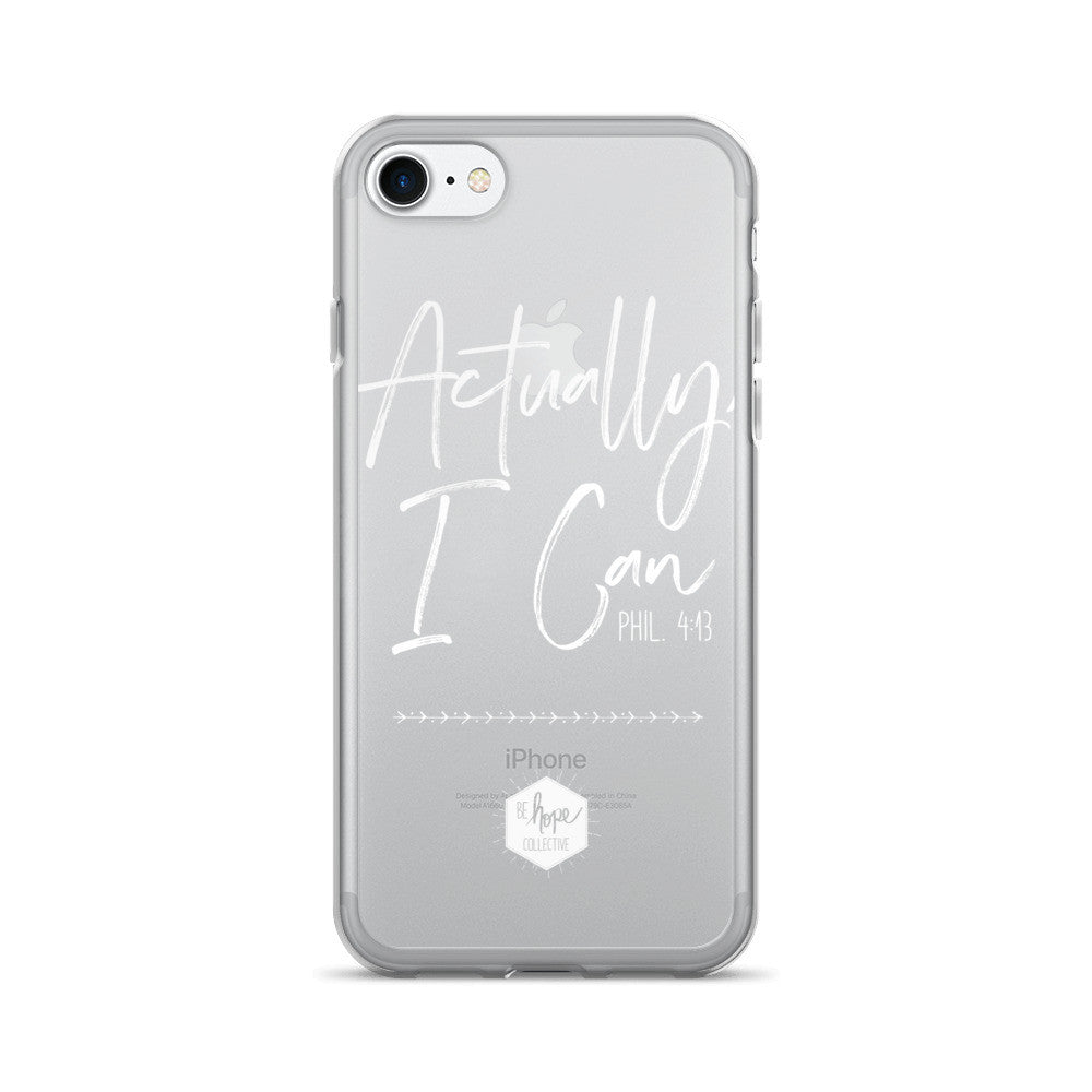 Actually, I Can - iPhone 7/8 Case