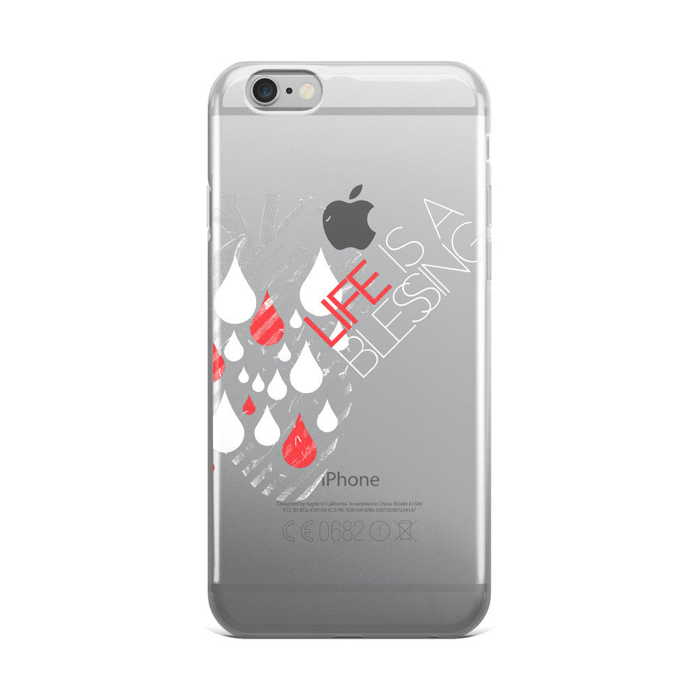 Life is a Blessing iPhone 5/6 Case