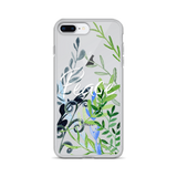 Peace (Vines) iPhone Case (5 - X)