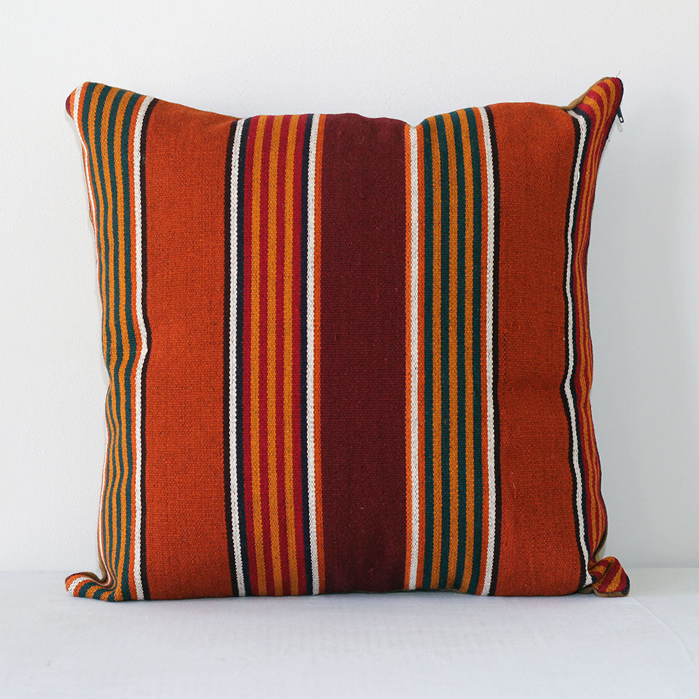 Atardecer Pillow