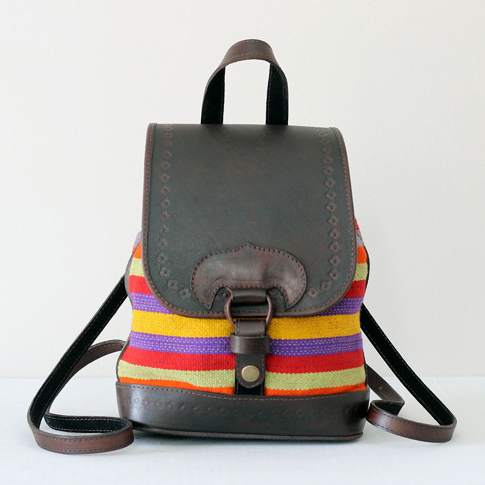 Viajera Backpack - Multi