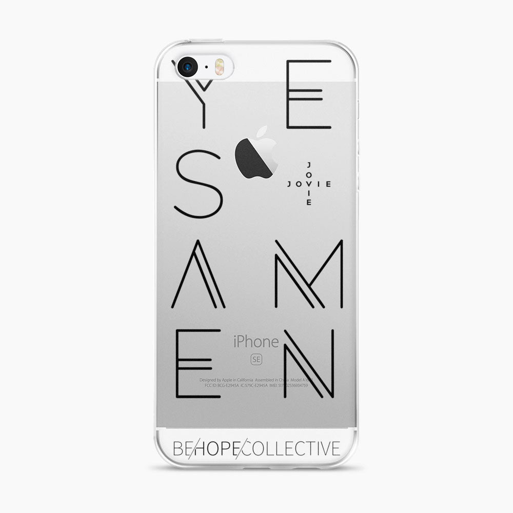 Yes & Amen (Jovie) iPhone 5/6 Case