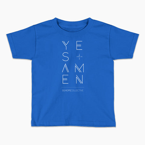 Yes & Amen (Jovie) - Toddler T-Shirt