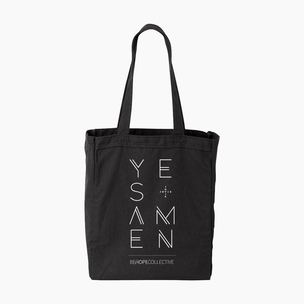 Yes & Amen (Jovie) - Tote bag