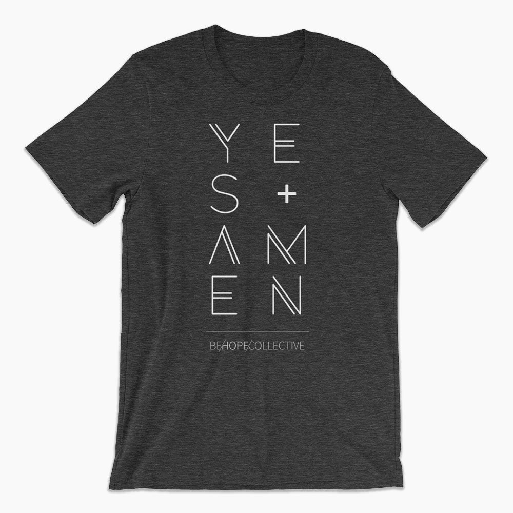 Yes & Amen - Men's T-Shirt